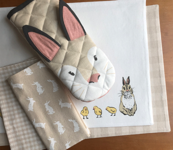 Easter Placemats and Napkins