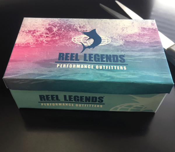 Reel Legend's Shoebox